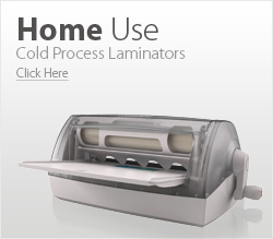 Home Use Cold Laminators
