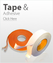 Tape and Adhesive