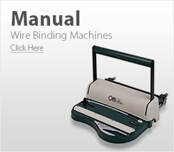 Manual Wire Machines