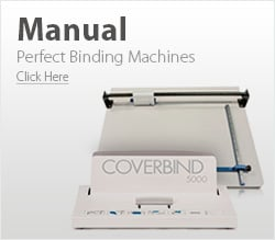 Manual Perfect Binding Machines