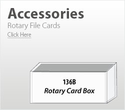 Rotary File Card Accessories