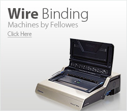 Fellowes Wire Binding Machines