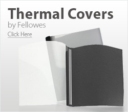 Fellowes Premium Thermal Covers