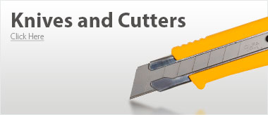 Utility Cutting Knives and Blades