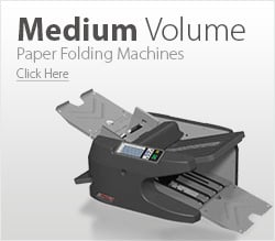 Medium Volume Paper Folding Machines