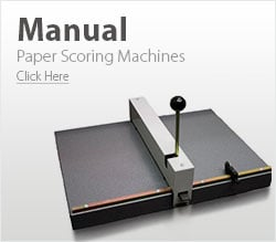 Manual Paper Scoring Equipment